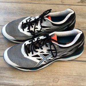 Men's ASICS runnings shoes size 12